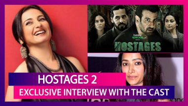 Divya Dutta Talks Hostages 2, Bhaag Milkha Bhaag And More; Also Hear From Shweta Basu Prasad And Sachin On Season 2 Of This Disney+ Hotstar Webseries