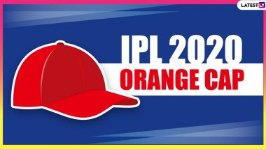 IPL 2020 Orange Cap Winner: KL Rahul Ends Season As Highest Run-Getter With 670 Runs, Check Full List of Most Runs in Indian Premier League 13