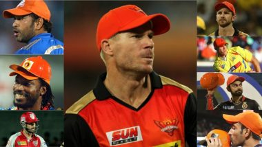 IPL Orange Cap Winners List From 2008 to 2019: Ahead of IPL 2020 Orange Cap Title Holder Declaration, Here's List of Leading Run-Scorers of the Past Seasons