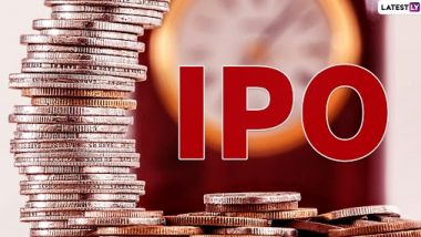 Upcoming IPO: Glenmark Life Sciences IPO to Open on Jul 27; Price Band Set at Rs 695-720 Per Share