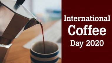 International Coffee Day 2020 Date And Significance: Know The History And Celebrations of the Observance That Celebrates the Beverage
