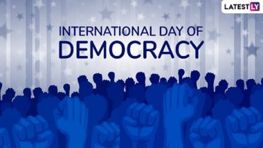 International Day of Democracy 2020: Date, Significance and History of The UN Observance