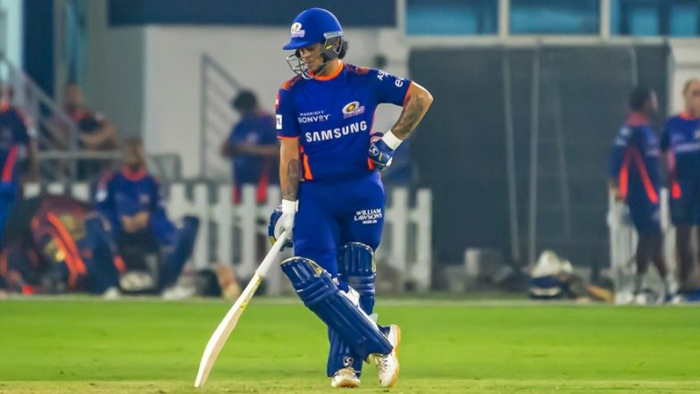 Ishan Kishan Left Out by Rohit Sharma From Mumbai Indians' Playing XI for MI vs CSK Match in IPL 2020, Disappointed Fans React in Anger