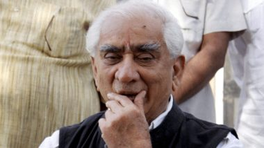 Jaswant Singh Dies, PM Narendra Modi Condoles Demise of Former Union Minister