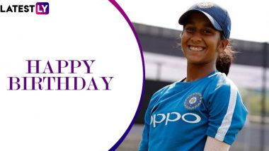 Jemimah Rodrigues Birthday Special: 5 Best Batting Performances From India's Rising Cricket Sensation