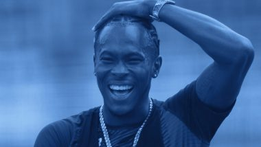Jofra Archer's Old Tweet Goes Viral After He Smashes 4 Sixes During RR vs CSK IPL 2020 Match