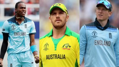 England vs Australia 3rd ODI 2020: Jofra Archer, Aaron Finch, Eoin Morgan and Other Key Players to Watch Out for in Manchester