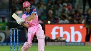 RR Playing XI: Jos Buttler Out of Rajasthan Royals' First Dream11 IPL 2020 Match Against Chennai Super Kings Due to Mandatory 'Family' Quarantine Rules