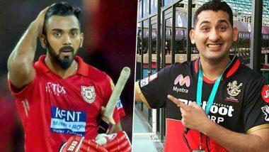 KL Rahul Caught Abusing During DC vs KXIP IPL 2020 Match; RCB's MR Nags Danish Sait Trolls the Kings XI Punjab Captain for His Langauge (See Post)