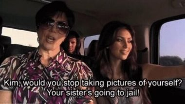Keeping up With the Kardashian Ends: Here Are GIFs of Kim, Kourtney and Khloe That Perfectly Encapsulate Our Reactions