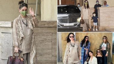 Kareena Kapoor Khan Oozes a Rs.41,500 Worth of Comfort Chicness With Her Rajdeep Ranawat Ensemble!