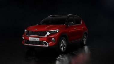 Kia Sonet 2020 SUV Launched in India With Starting Price of Rs 6.71 Lakh