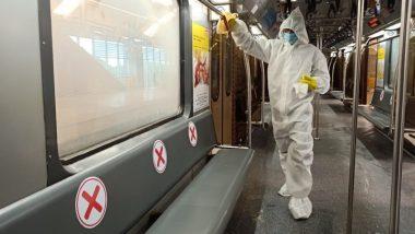 Durga Puja 2020: Kolkata Metro Railway Contemplating Not to Run Usual All-Night Services During Pujo Amid Coronavirus Pandemic