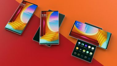 LG Wing Smartphone With Rotating Dual-Screen to Be Unveiled on September 14, 2020; Expected Price, Features & Specifications