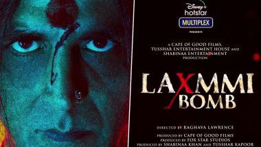 Laxmmi Bomb on Diwali! Akshay Kumar Confirms His Horror Comedy will Release on November 9 on Disney+ Hotstar