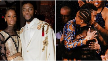 Remembering Chadwick Boseman: Letitia Wright aka Shuri of Black Panther Gives a Heartbreaking Tribute to On-Screen Brother (Watch Video)