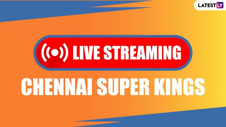 IPL 2020 Live Streaming Online for CSK Fans: Watch Free TV Telecast of Chennai Super Kings Matches in Dream11 IPL 13 on Star Sports 1 Tamil Channel