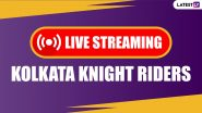 IPL 2020 Live Streaming Online for KKR Fans: Watch Free Telecast of Kolkata Knight Riders Matches in Dream11 IPL 13 on Star Sports 1 Bangla TV Channel