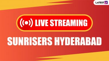 IPL 2020 Live Streaming Online for SRH Fans: Watch Free Telecast of Sunrisers Hyderabad Matches in Dream11 IPL 13 on Star Sports 1 Telugu TV Channel