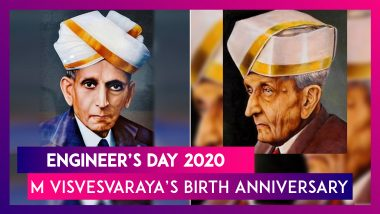 Engineer's Day 2020: Know About M Visvesvaraya, One Of India's Greatest Engineers, Popularly Called 'Sir MV'