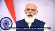 PM Narendra Modi Addresses UNGA 2020, Asks 'Where is UN in This Joint Fight Against COVID-19 Pandemic?'