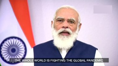 Narendra Modi Addresses UNGA 2020: Check Full Highlights of Indian PM's Speech