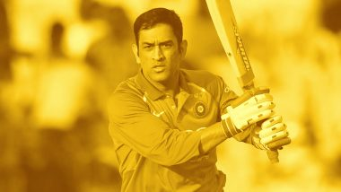MS Dhoni Fans React As Captain He Comes to Bat Lower Down the Order During RR vs CSK IPL 2020 Match
