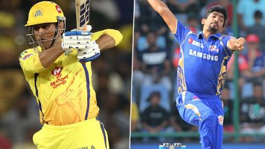 MI vs CSK Dream11 IPL 2020: MS Dhoni vs Jasprit Bumrah & Other Exciting Mini-Battles to Watch Out for in Indian Premier League Season 13 Opener