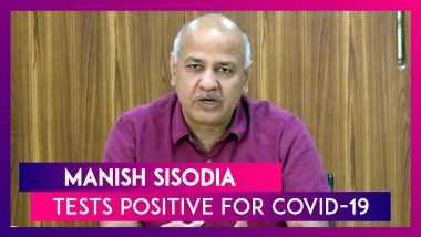 Manish Sisodia Tests Positive For COVID-19; Arvind Kejriwal Says Delhi Conducting Maximum Tests Per Day Per Million On Earth