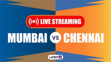 MI vs CSK, IPL 2020 Live Cricket Streaming: Watch Free Telecast of Mumbai Indians vs Chennai Super Kings on Star Sports and Disney+Hotstar Online
