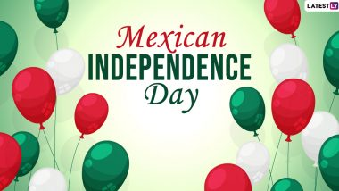 Mexican Independence Day vs Cinco De Mayo: Know The Difference Between Two Important Days in Mexico's History