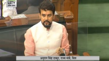 Anurag Thakur Apologises After Comparing Jawaharlal Nehru's PMNRF with PM-CARES