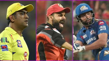 Most Successful Captains in IPL History:MS Dhoni, Virat Kohli or Rohit Sharma? Listing Out Top Skippers in Indian Premier League