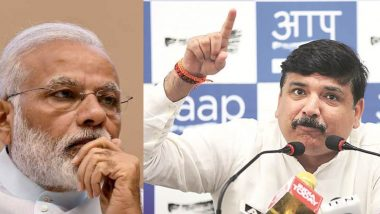 Sanjay Singh to PM Narendra Modi: 'I'm Returning Your Tea, You Return My Farmers' Bread'
