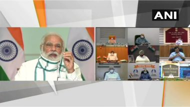 PM Narendra Modi Raises Red Flag for India's 60 Districts With CMs on Dealing With COVID-19 Pandemic