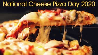 National Cheese Pizza Day 2020: Did You Know the US Eat 350 Slices of Pizza Every Second? Here Are Some Cool Facts About Pizza to Flaunt on Instagram