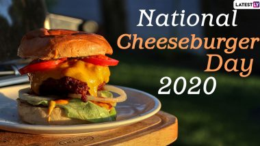 National Cheeseburger Day 2020 Date And Significance: Know The History And How America' Favourite Food Item is Celebrated