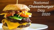 National Cheeseburger Day 2020: Here's How to Make America's Favourite Food Item at Home (Watch Video)