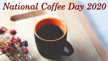 National Coffee Day 2020 (US) 2020: Did You Know Coffee Can Burn Fat? Know Noteworthy 7 Benefits of the Happy Beverage