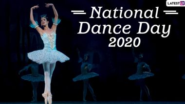 National Dance Day 2020 (US) Date And Significance: Know The History And Celebrations Related to The Day That Promotes Dancing