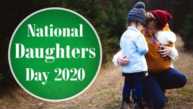 National Daughters Day 2020 Date in USA: Know The History and Significance of the Observance That Celebrates Daughters