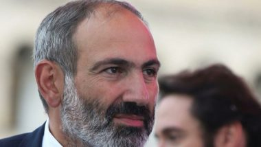 Armenian PM Nikol Pashinyan Declares Martial Law Amid Rising Tension With Azerbaijan