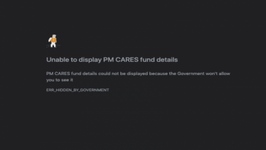 Satirical PMCares.fund Game Made by Reddit User Based on Google Chrome's Dinosaur Game is Going Viral as Netizens Urge Everyone to Play It