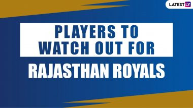 Team RR Key Players for IPL 2020: Jos Buttler, Robin Uthappa, Steve Smith and Other Cricketers to Watch Out for From Rajasthan Royals