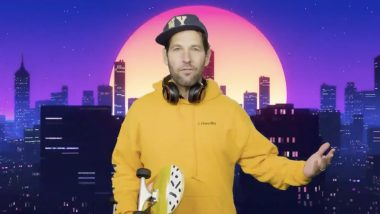 Paul Rudd aka 'Certified Young Person' Urges Millennials to Wear A Mask in a Hilarious PSA and Netizens Can't Get Enough Of It!