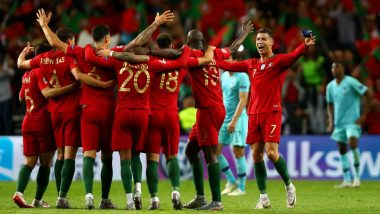 Portugal Vs Croatia Live Streaming Online Uefa Nations League 2020 21 Get Match Free Telecast Time In Ist And Tv Channels To Watch In India Latestly