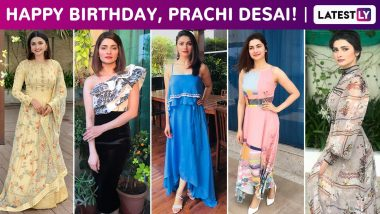 Prachi Desai Birthday Special: The Dimpled Girl and Her Modest Fashion Offerings Are Why We Adore This Girl-Next-Door!