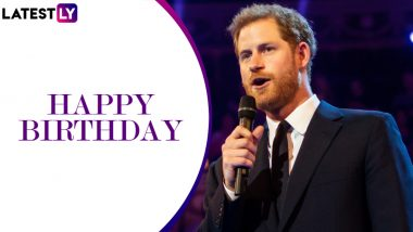 Prince Harry Birthday: Facts And Trivia About the Duke of Sussex As He Turns 36