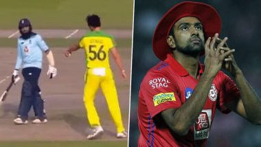 R Ashwin Reacts as Fan Asks Delhi Capitals Spinner to 'Learn' From Mitchell Starc's 'Mankading' Warning