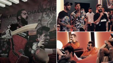 IPL 2020 Team Update: RCB's Luxurious Gaming Zone Has Everything Virat Kohli and Co Need to Rejuvenate After Tiring Day on Field (Watch Video)